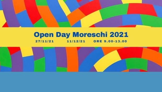 Open Day Moreschi, si parte a novembre